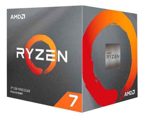 Procesador Amd Ryzen 7 3700x 4.4ghz