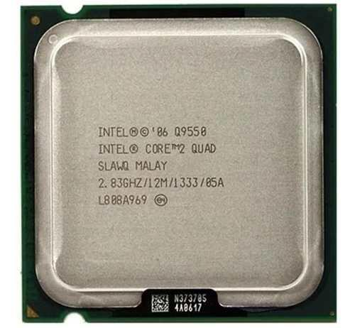 Procesador Intel Core 2 Quad Q9550 (2.83ghz) +1 Pad De Pasta