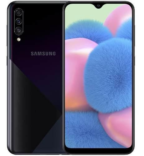 Samsung galaxy a30s 64gb triple cam 25/8/5mpx huella ram 4gb