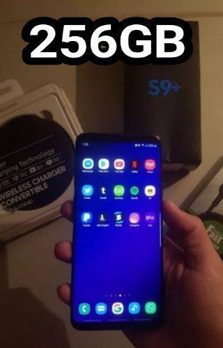 Samsung Galaxy S9 Plus, Completo
