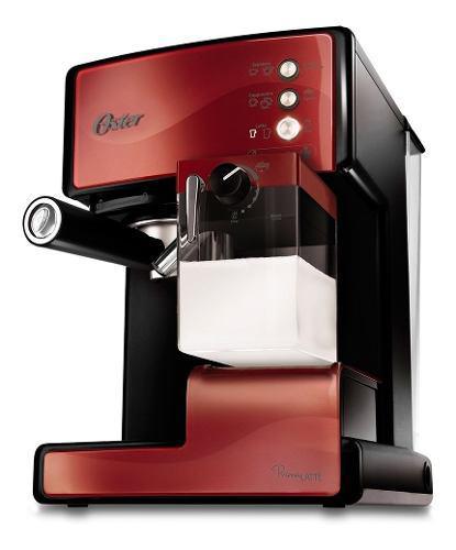 Cafetera automática para espresso latte obsequio silla