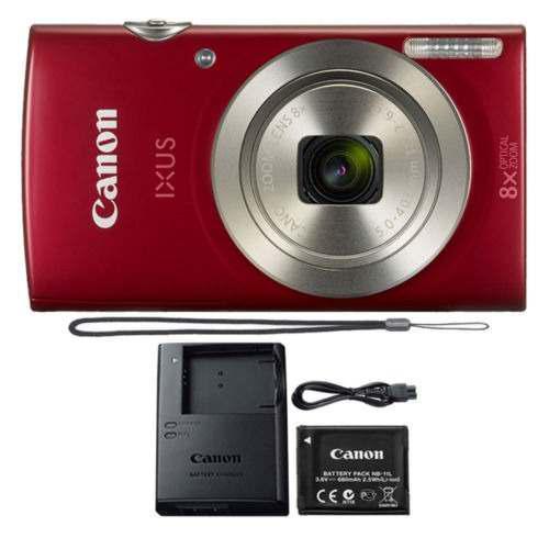 Canon Powershot Ixus 185 / Elph 180 20mp Cámara Digital Com