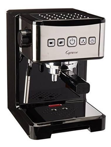 Capresso 124.01 cafetera capuchinera maquina cafe express