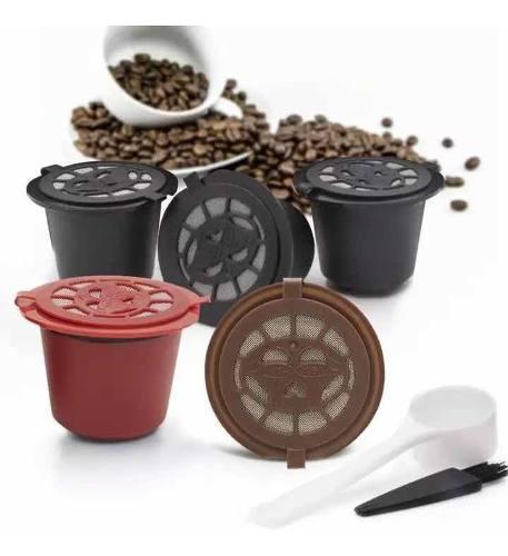 Cápsulas reutilizable nespresso x 3und (entrega en 3 días)