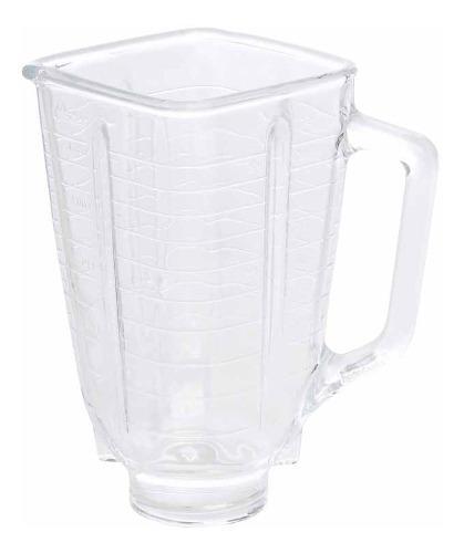 Vaso de vidrio de 1.25 litros