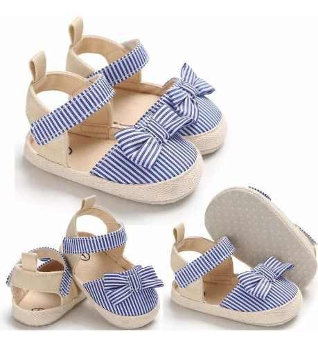Zapatos bebé niña suela antideslizante