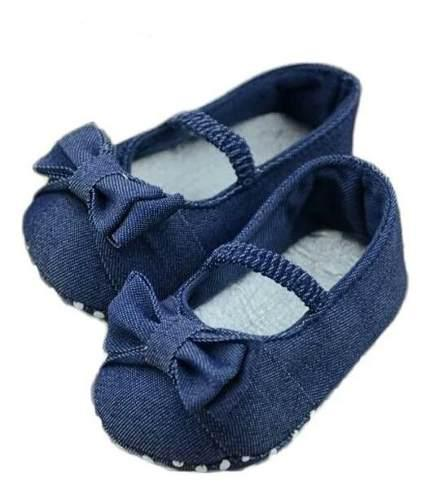 Zapatos sandalias bebe niña elegantes jean baletas