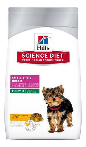Alimento Para Perro C Puppy Toy Breed Hill's Cachorros Raza
