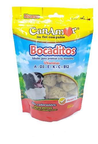 Bocaditos Alimento Premios Para Perros Galletas Con Vit