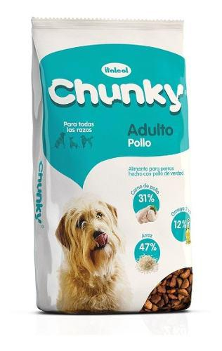 Chunky Adulto Pollo X 25 Kilos - Kg A - kg a $5236