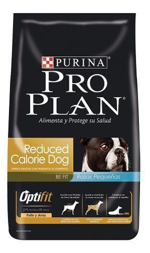 Concentrado Para Perro Reduce Calorie Pro Plan Adultos Raza