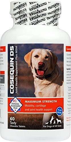 Cosequin Perros Ds Plus Msm 60 Tabletas Masticables