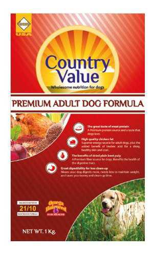 Country Value Adultos 50 Lbs