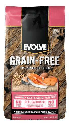 Evolve Perros Grain Free Salmon 10.88kg
