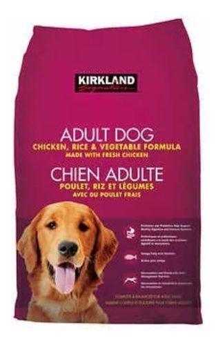 Kirkland Signature Perro Adulto X 18.1 Kg Envío Gratis Nac.