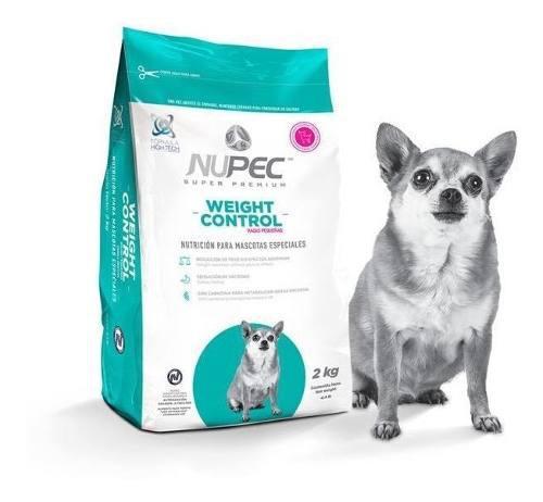 Nupec Weight Contro Raza Pequeña 2 K - kg a $34000