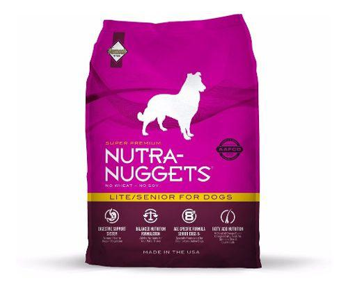 Nutra Nuggets Lite Senior 7,5kg