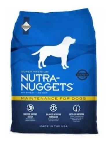 Nutranuggets mantenimiento perros 3kg