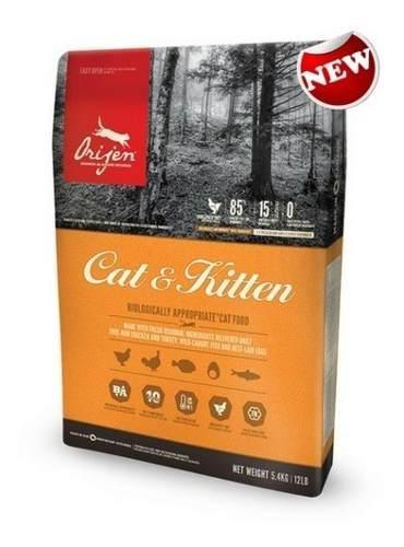 Orijen cat y kitten 1,8 kg envio gratis