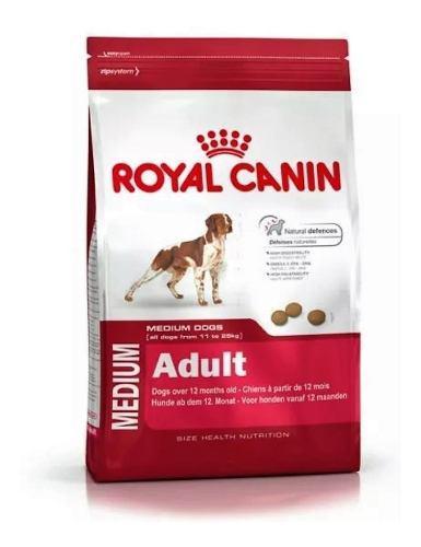 Royal canin perros adultos medium razas medianas 4kg