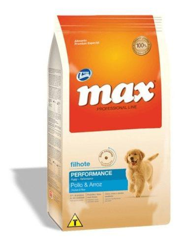 Total Max Puppy Cachorro Performance 2kg