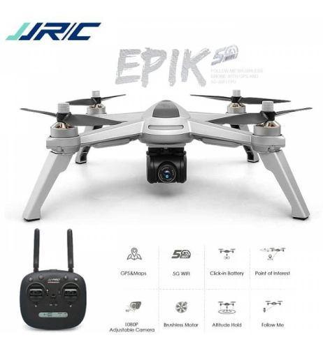Drones Jjrc Pro X5 Epik Gps Camara Full Hd 1080p Wifi