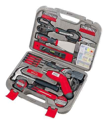 Dt0773 kit de herramientas para el hogar completo de 13...