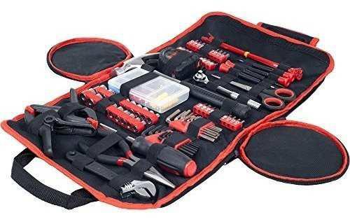 Herramientas manuales para el hogar, juego de herramientas d