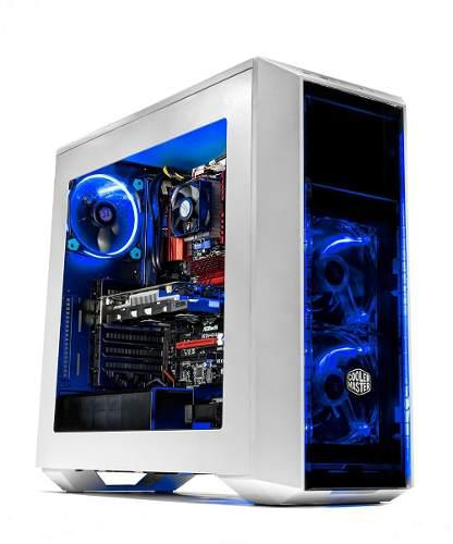 Pc gaming de mesa amd fx-6300 16gb ddr3 1tb 120ssd gtx1050