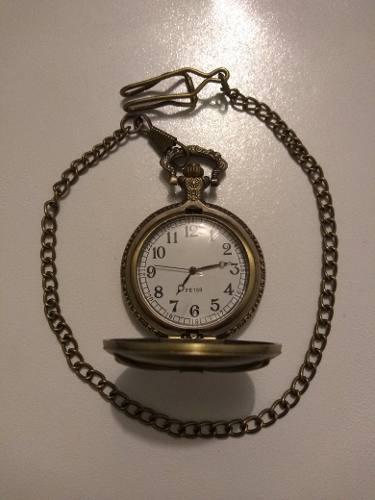 Reloj bolsillo vintage