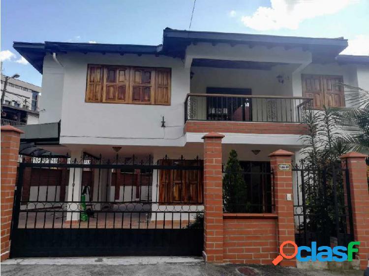 Casa en venta rionegro jm