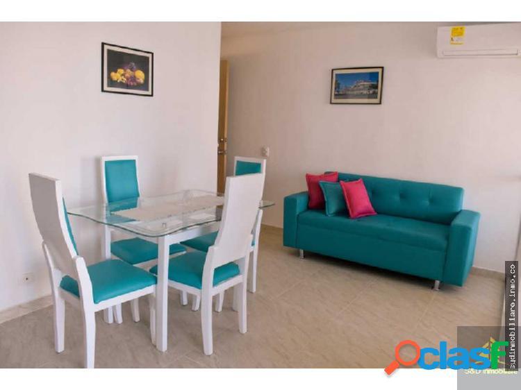 Lindo apartamento en renta por dias cartagena