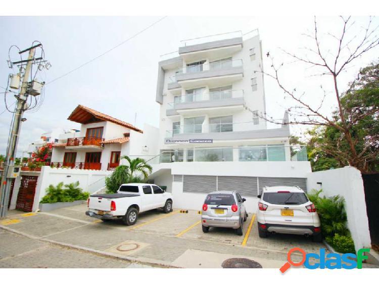 Venta apartamento 2 alcobas para renta vacacional Cielo Mar Cartagena