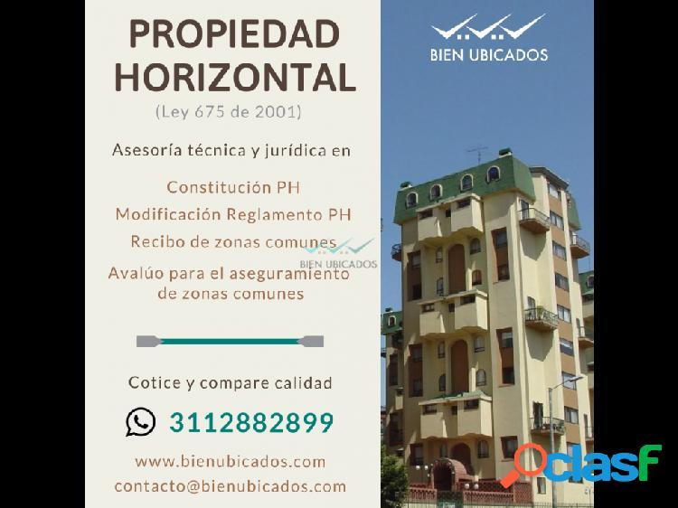Asesoria en propiedad horizontal