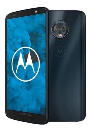Celular Moto G6 Plus 64gb 4g Azul Reacondicionado