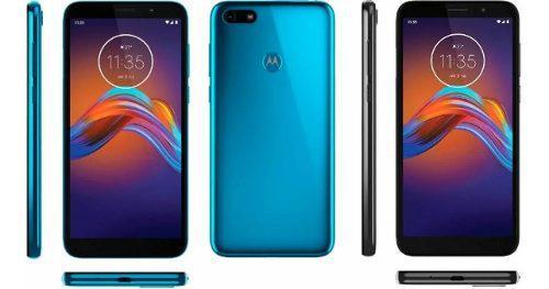 Celular Motorola Moto E6 Play 32gb 13mp Huella