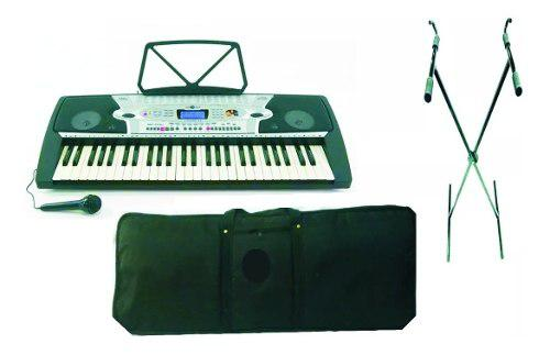 Combo organeta mk 2061+forro+base