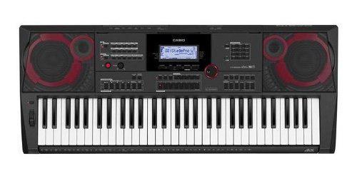 Organeta casio ct-x5000, 5 octavas, con usb, con adaptador
