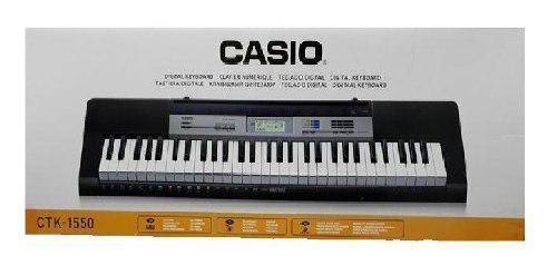 Organeta casio ctk-1550 -base-ad- envio gratis-expomusic