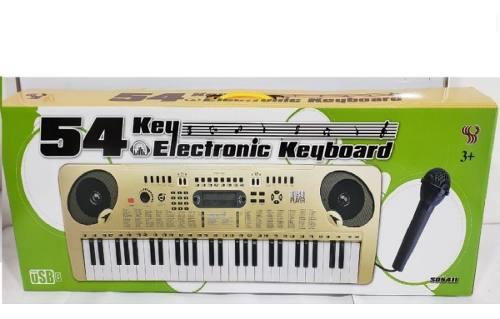 Organeta piano 54 teclas grabación reproducción