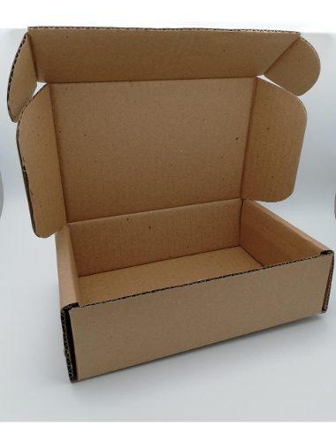 Caja de cartón corrugada fuerte autoarmable 4 milímetros