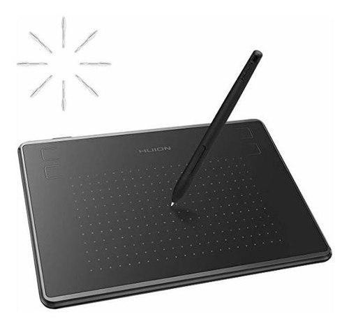 Huion inspiroy h430p osu tablet dibujo gráfico +
