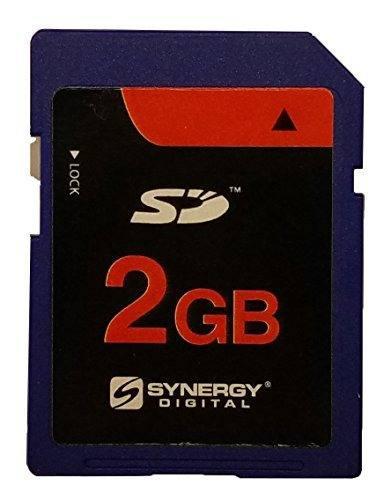 Nikon D50 Cámara Digital Tarjeta De Memoria 2gb Estándar