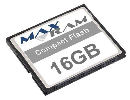 Tarjeta De Memoria Compact Flash De 16 Gb Para Canon Digital