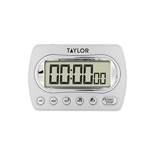 Temporizador Digital Taylor Precision Products Con Memoria