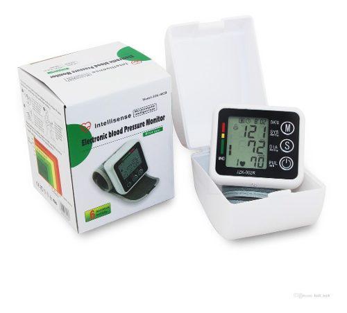 Tensiometro Muñeca Digital Presion Arritmia Memoria Estuche