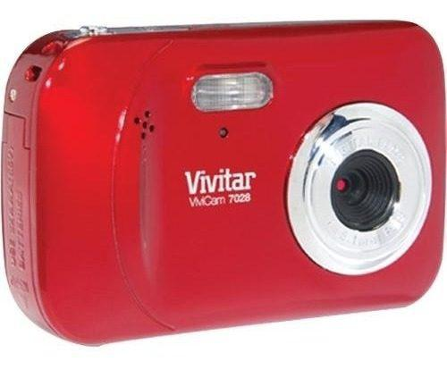 Vivitar vivicam 7028 cámara digital compacta memoria compat