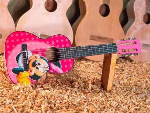 Guitarra Acústicas Para Niños Hasta Los 10