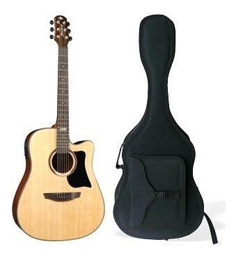 Guitarra Electroacústica Profesional Strinberg Sd20c