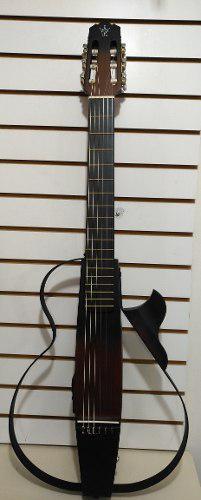 Guitarra Electroacústica Tipo Silent.